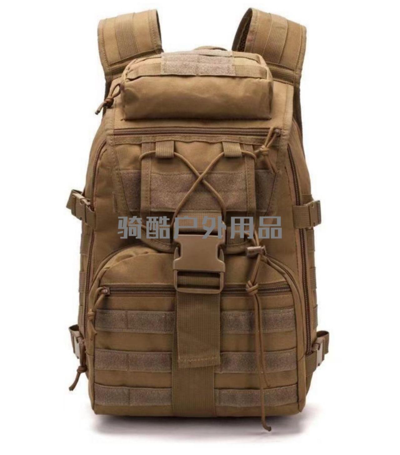户外用品 户外双肩战术包防水户外登山徒步背包男士X7箭鱼包