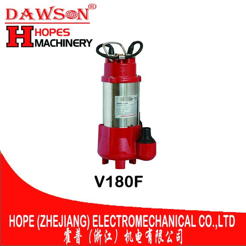 不锈钢潜水电泵