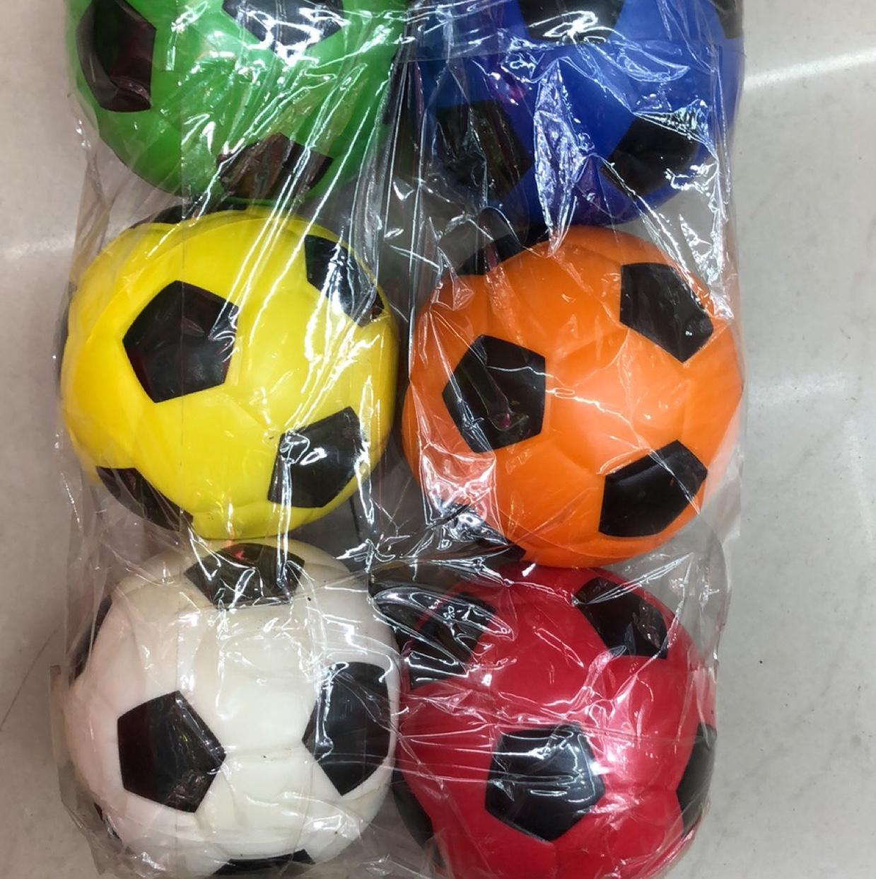 PU球海绵球弹力球运动球玩具球