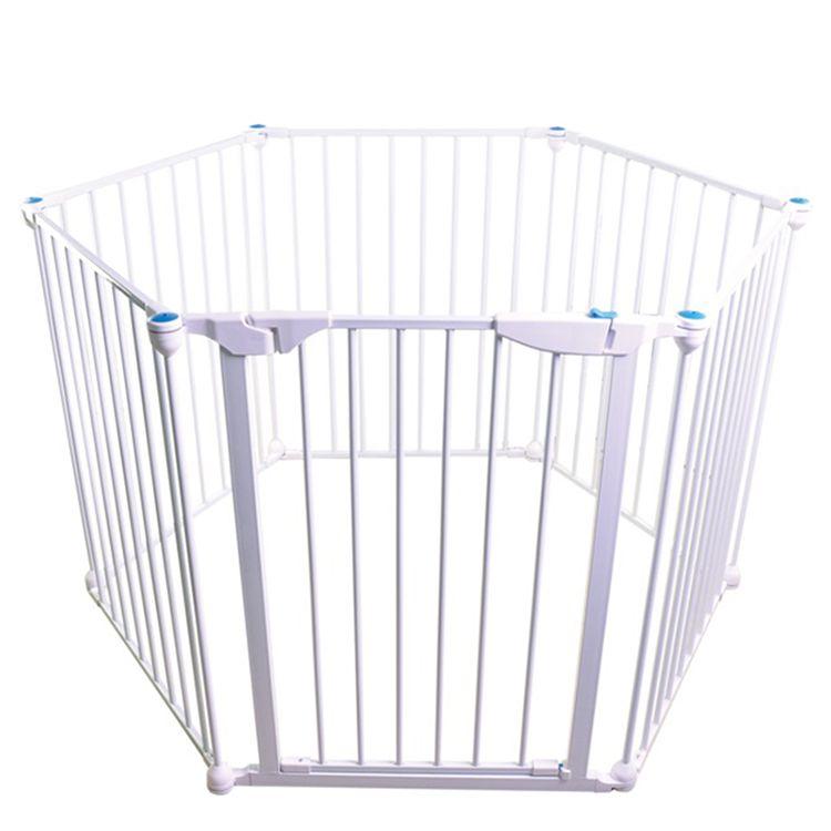 婴儿童安全门栏 围栏 狗栅栏 宠物安全门 儿童楼梯防护栏 门护栏