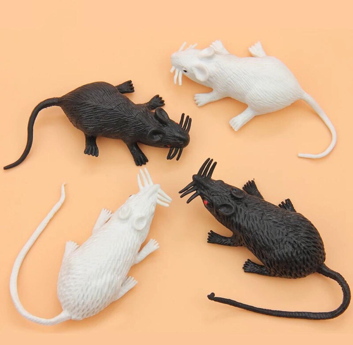 仿真软胶玩具tpr小老鼠