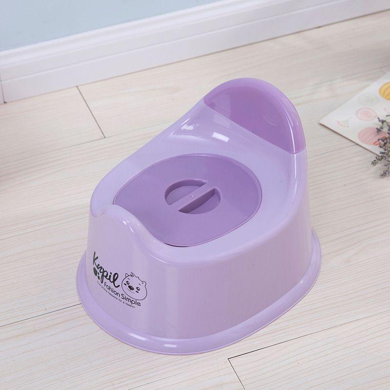 直销儿童小马桶便携加盖宝宝便盆塑料加厚婴幼儿童座便器9829
