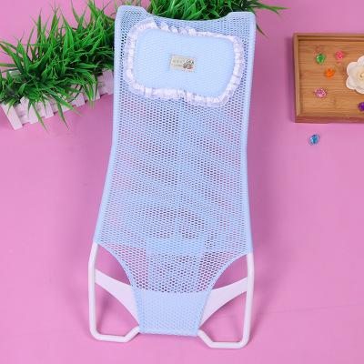 婴幼儿连帽款沐浴架四个颜色