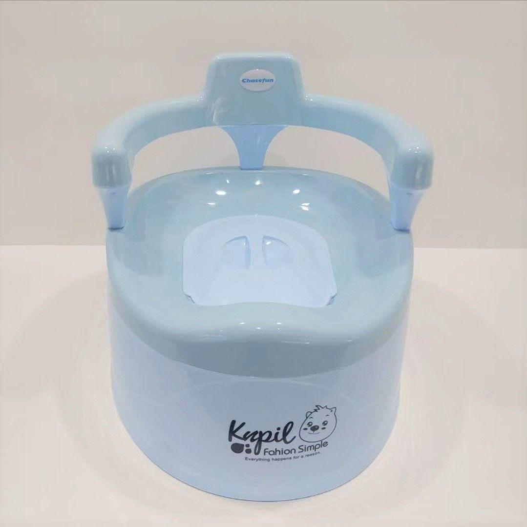 直销儿童马桶便携式马桶宝宝便盆尿盆批发定制塑料儿童坐便器9802
