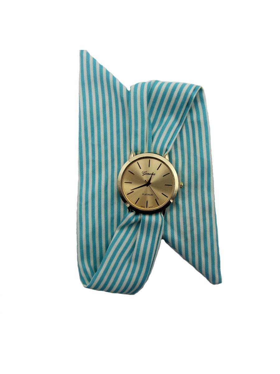 厂家直销韩版布带简约手表女士腕表潮流手表一件代发