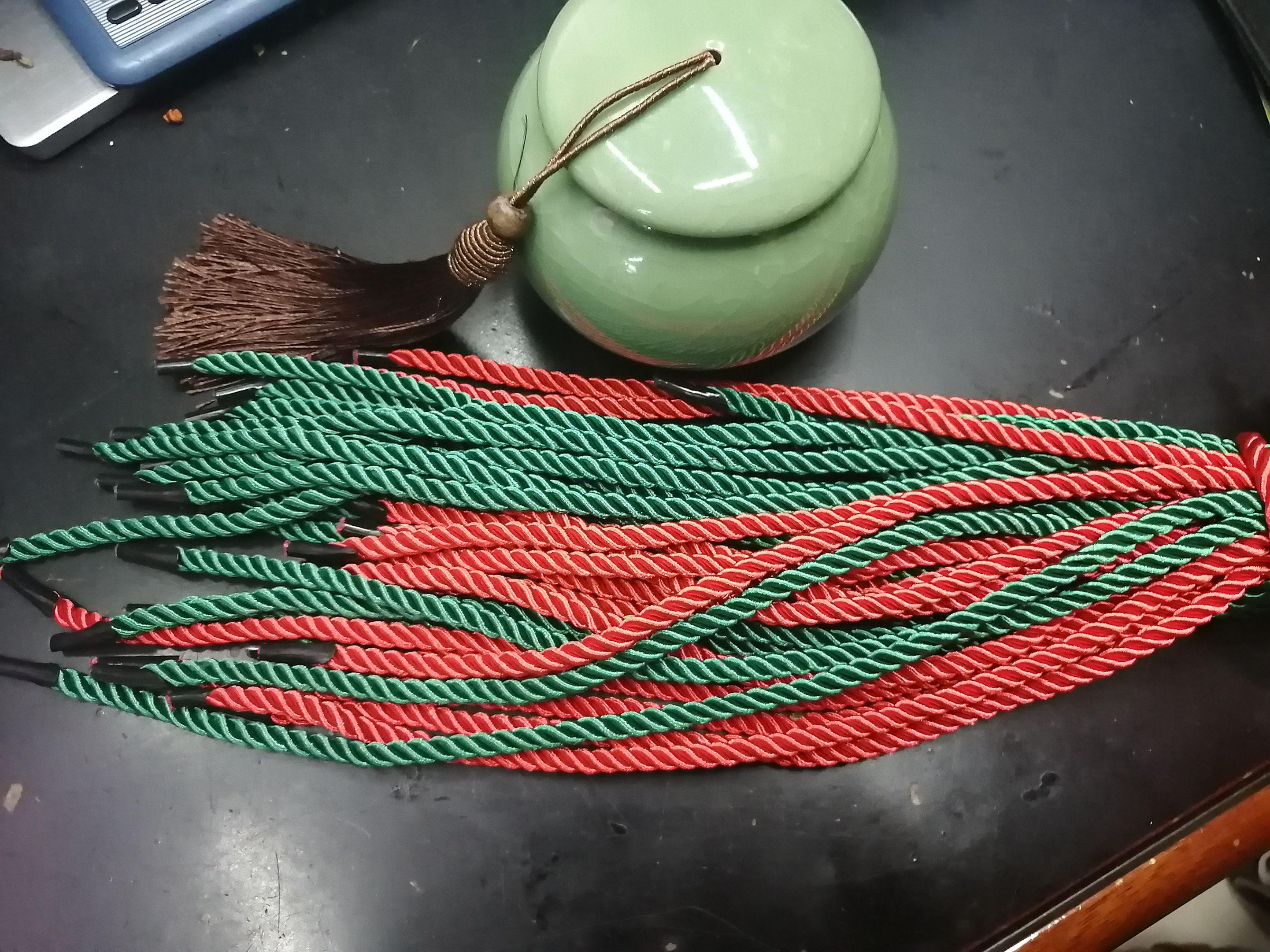 三股绳包装袋礼盒礼袋手提绳
