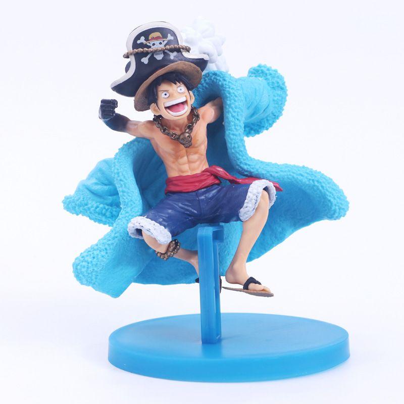 海贼王 一番赏 A赏 20th 二十周年 蓝衣华服路飞9款可选