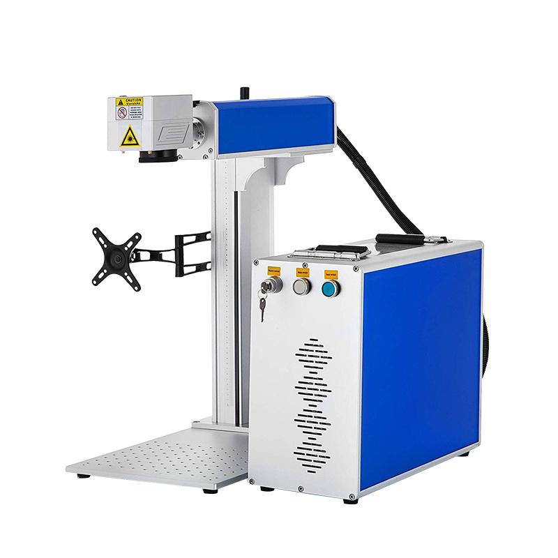 分体激光打标机*光纤打标机*激光打标机*20瓦30瓦50瓦