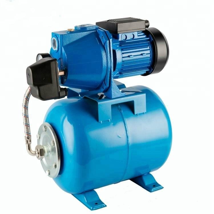 AUTO-JETC  pressure tank self-priming  booster Water Pump