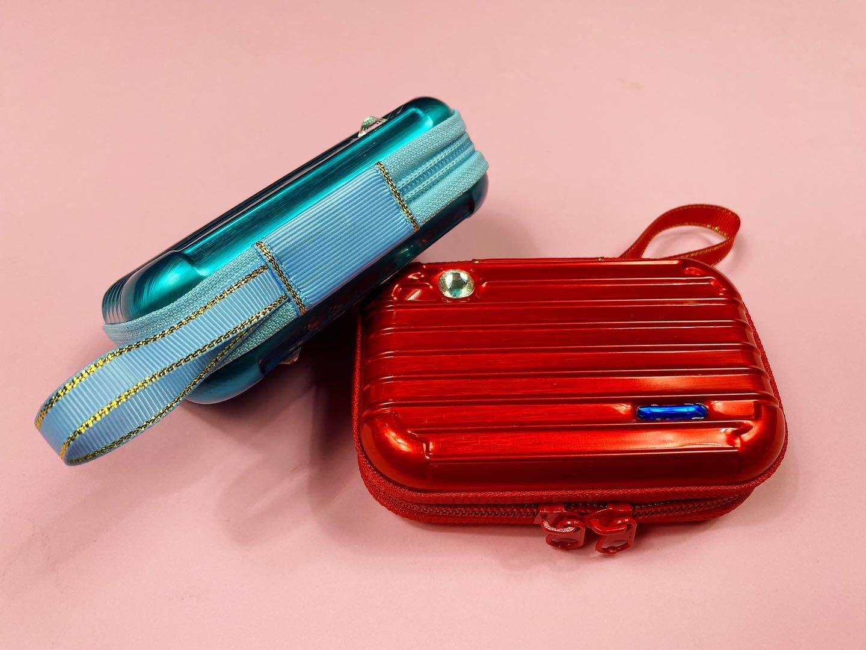 儿童大人迷你铝合钥匙扣包,单个oPP袋包装