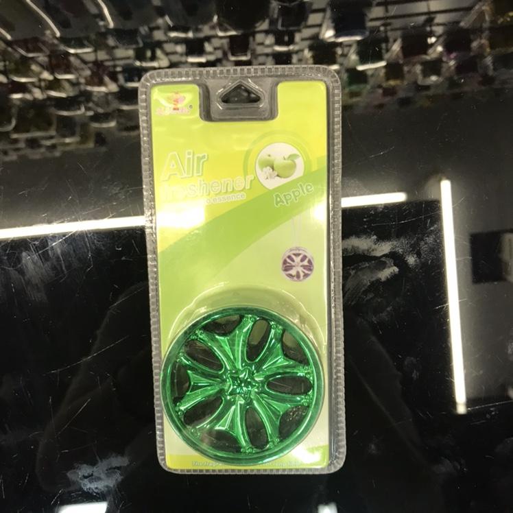 汽车香水挂件轮胎造型绿色款