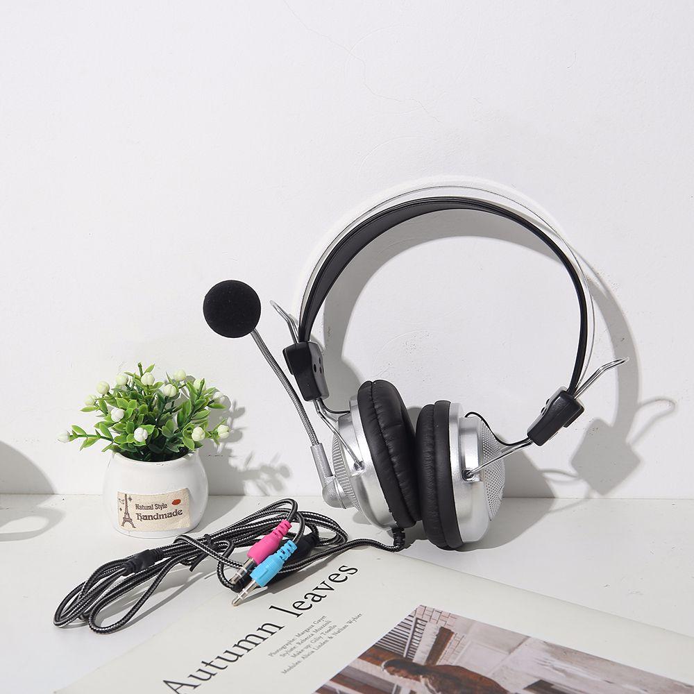 爆款有线耳机电竞吃鸡游戏电脑电视头戴式耳麦 跨境专供 厂家直销