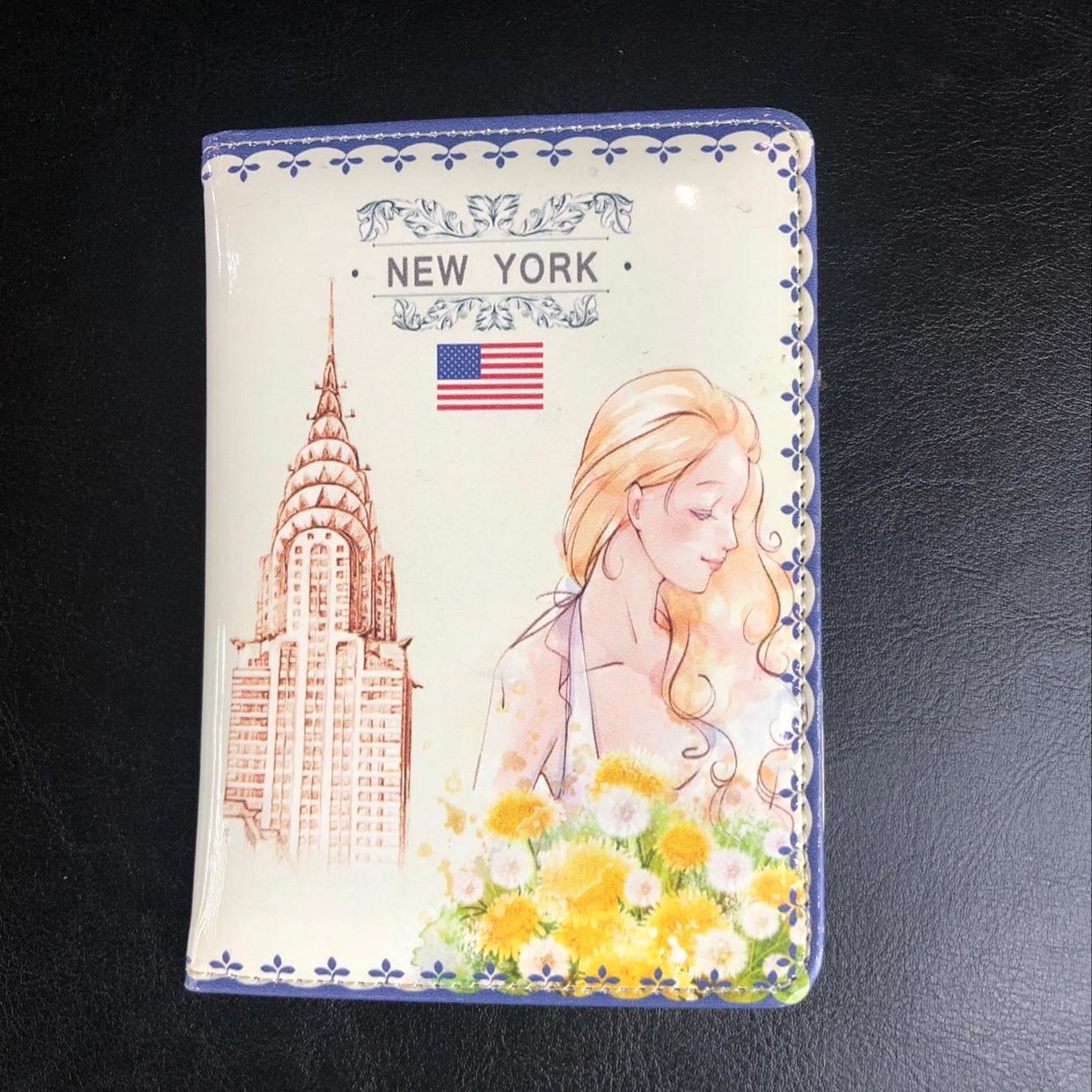 A01护照包