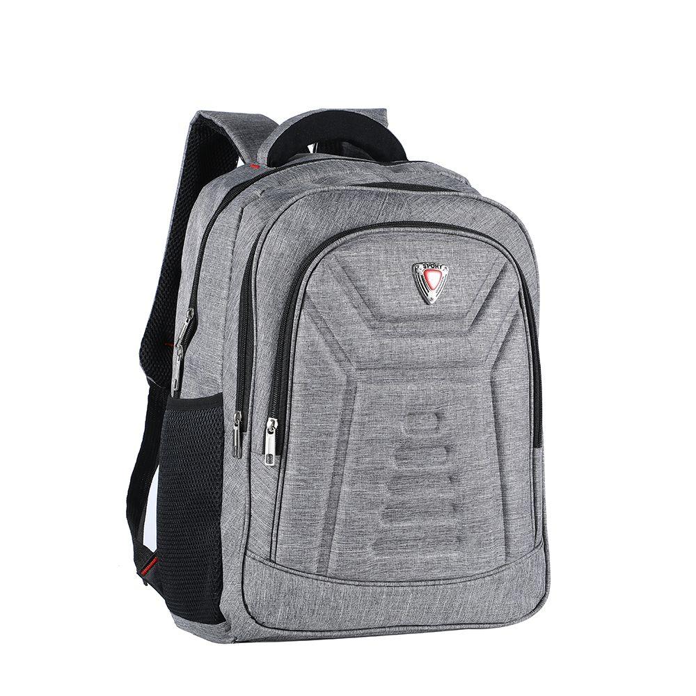 男背包休闲商务旅行大容量高中生书包