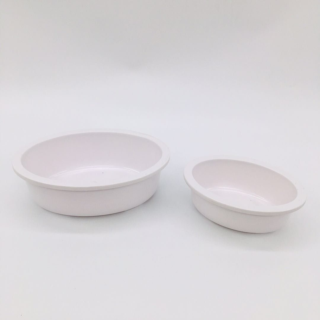 工厂直销塑料花盆Y105 密胺花盆 塑料花盆 仿瓷花盆
