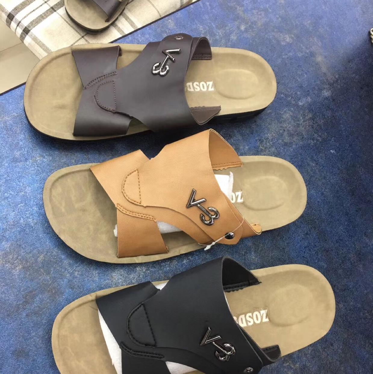男士沙滩鞋,have stock size:40-46