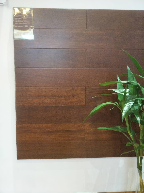 春天地板实木地热系列SM-9095光滑美观材料上乘