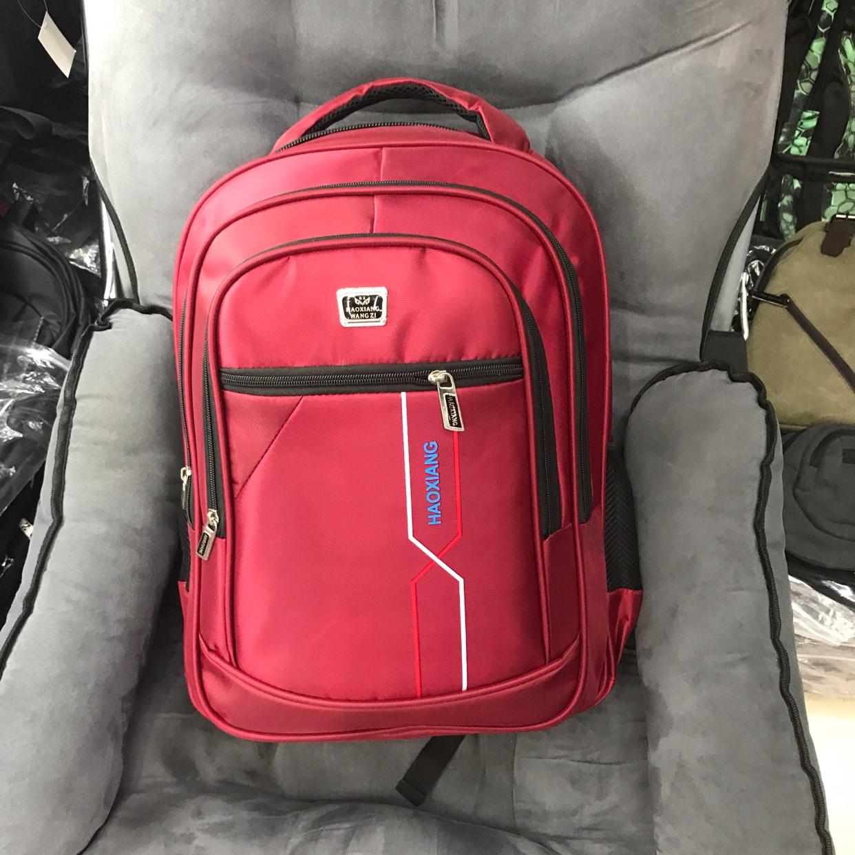 新款旅行商务男士双肩包韩版潮流简约电脑包休闲女旅行背包中学生书包时尚1