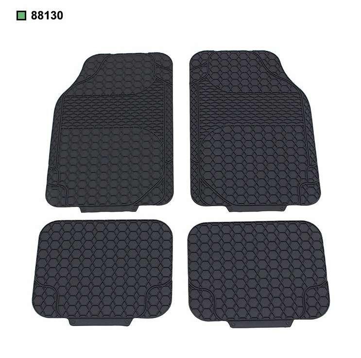汽车脚垫,4片装,第二款