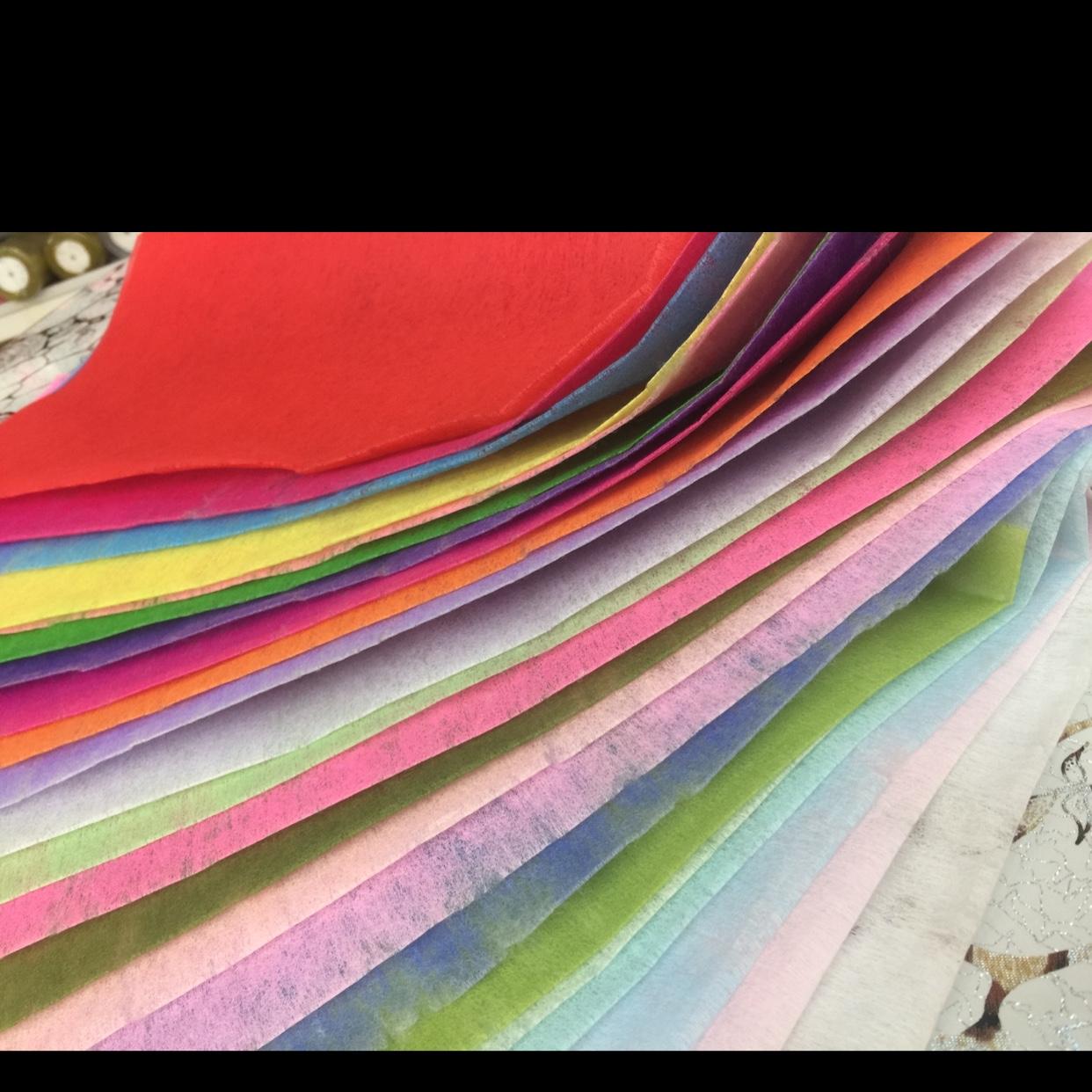 厂家直销 50*50cm棉纸  鲜花内衬 填充材料 DIY 手工艺品装饰材料 每包28张