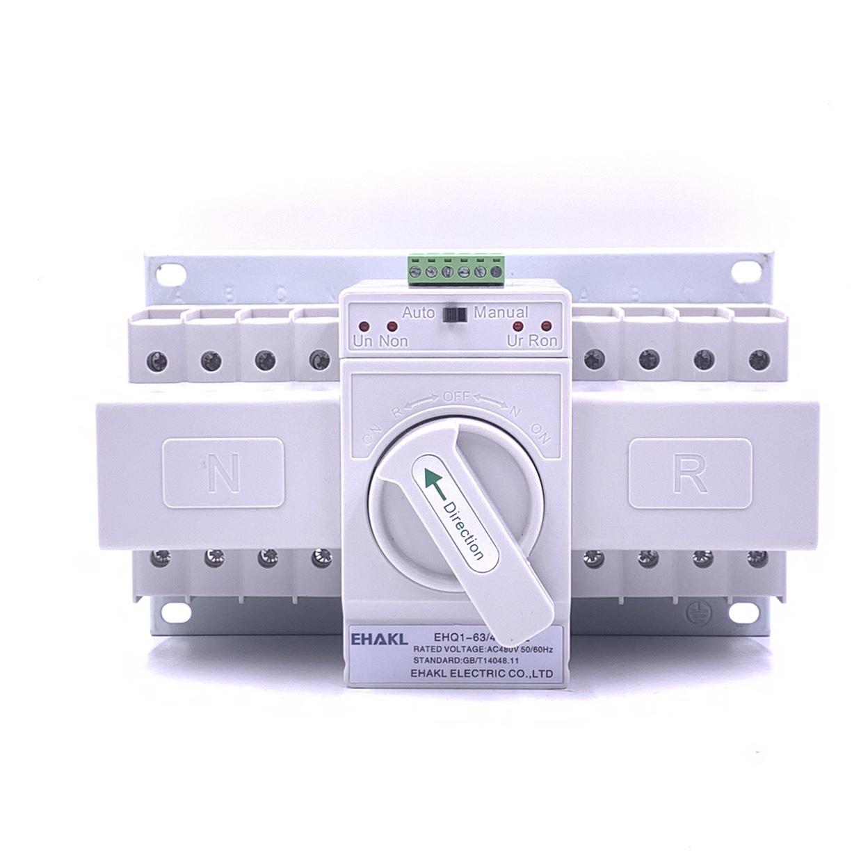 双电源开关4P 63A