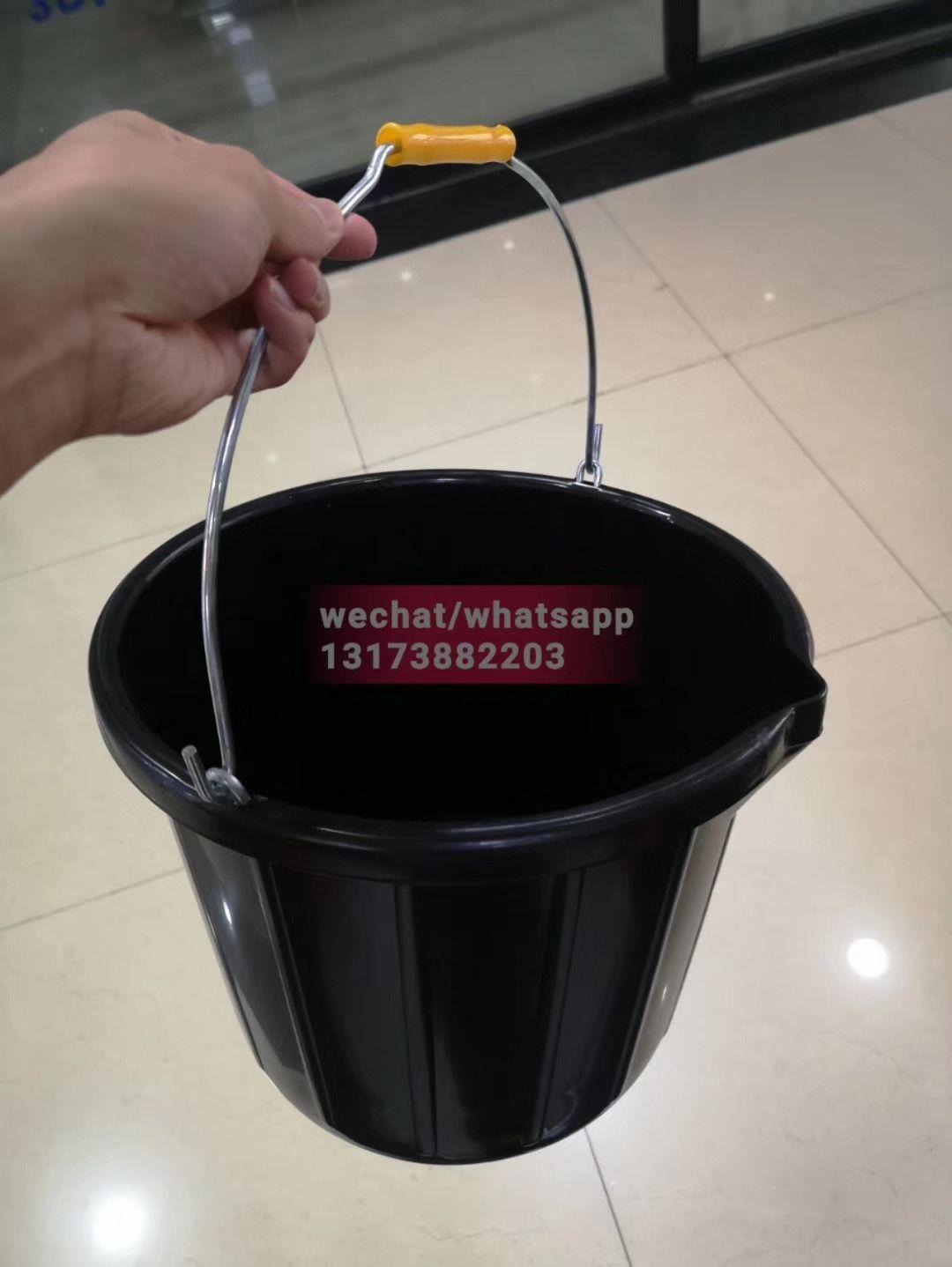 义乌好货 12L水桶水泥桶浇花灌溉桶高品质摔不烂