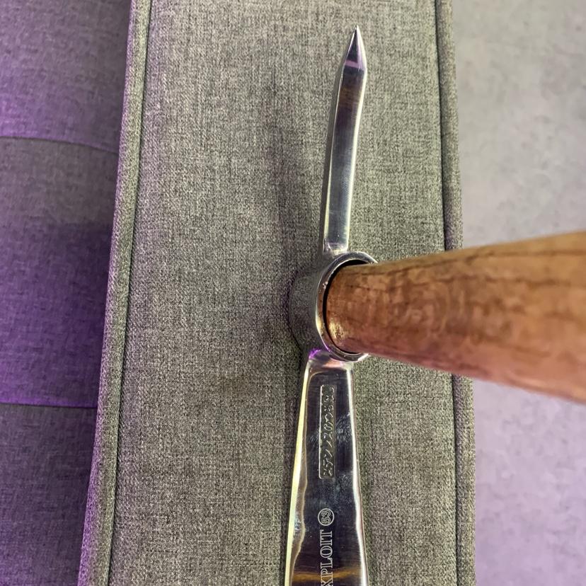 不锈钢镐,3R13材料,硬度55-53度
