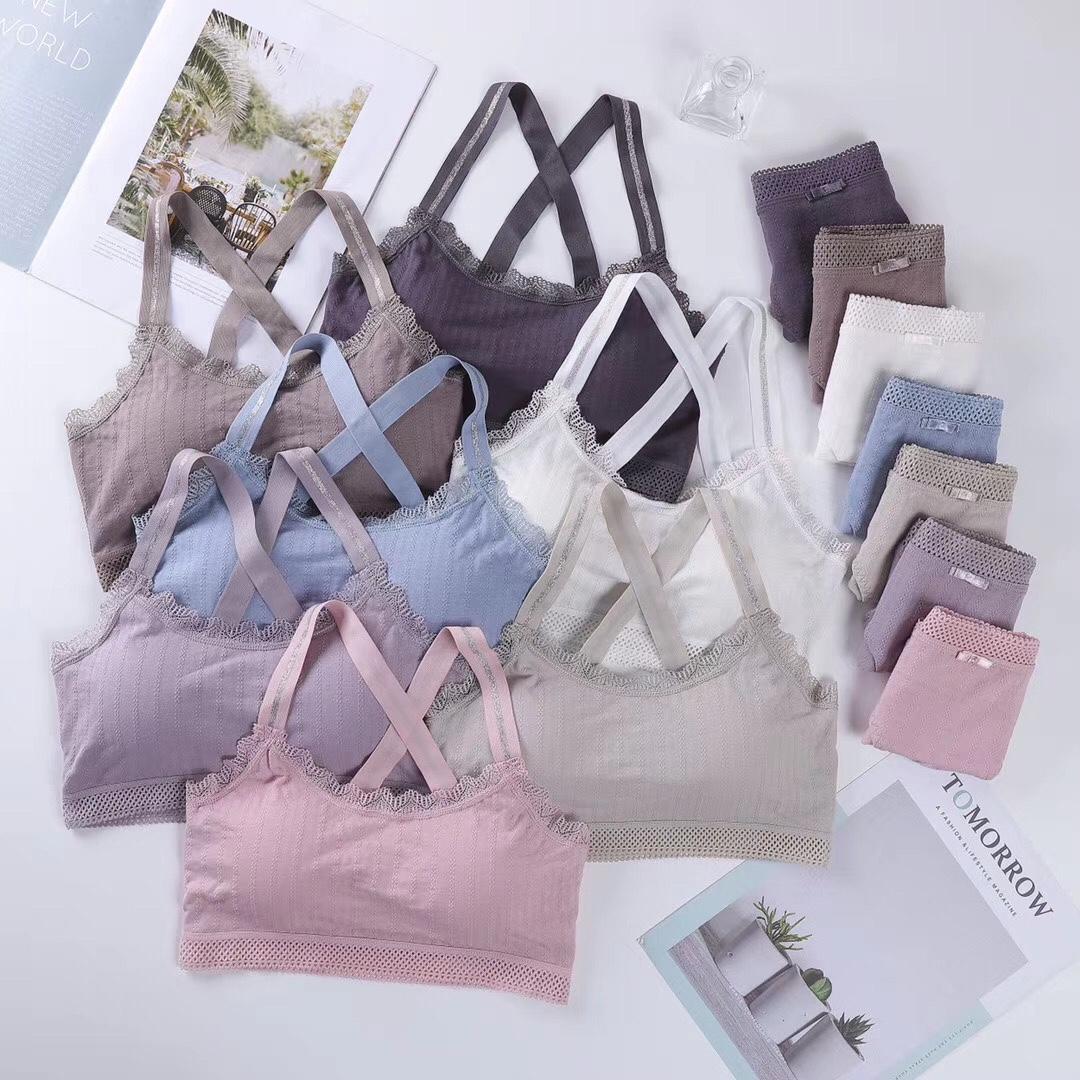 纯棉透气 轻薄舒适 莫代尔 舒服贴身 套装系列