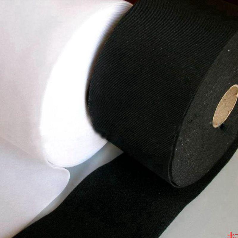 粘扣布厂家现货供应门幅1.5米黑/白涤纶起毛布 拉毛布
