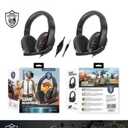 gm002游戏耳机