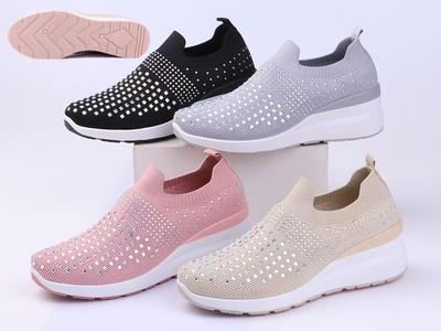 2020款夏季透气女鞋