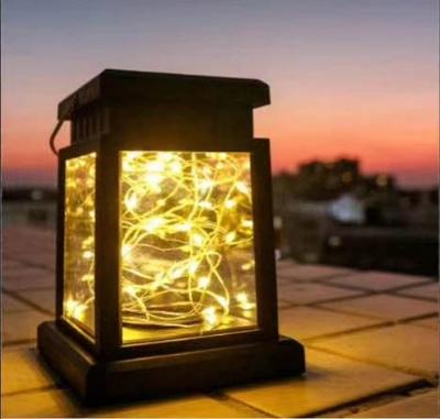 太阳能宫廷灯