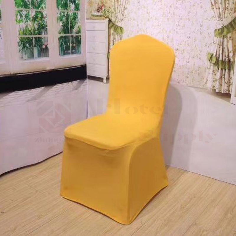 酒店饭店餐厅宴会椅弹力布椅套 可订制尺寸花型