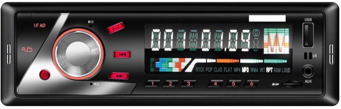 通用汽车MP3蓝牙MP3播放器插卡收音机88