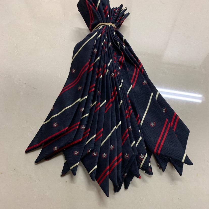 儿童纽扣领带