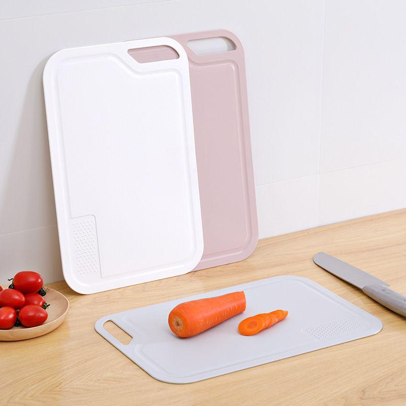 直销 塑料菜板厨房家用菜板 宝宝辅食切水果的案板刀
