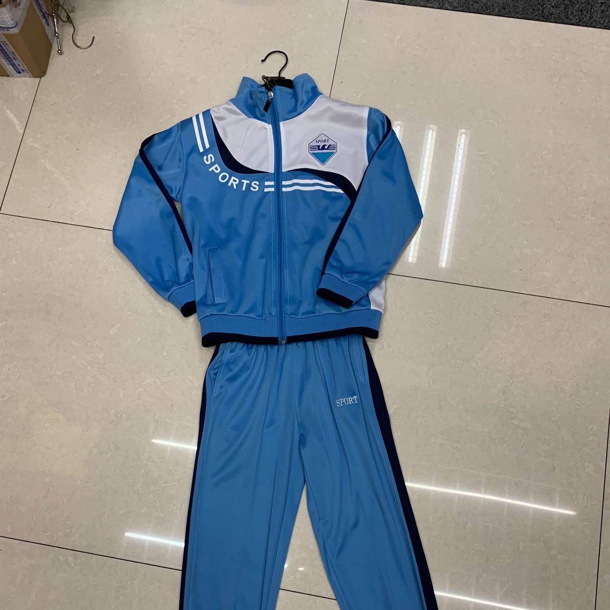 02款儿童运动服