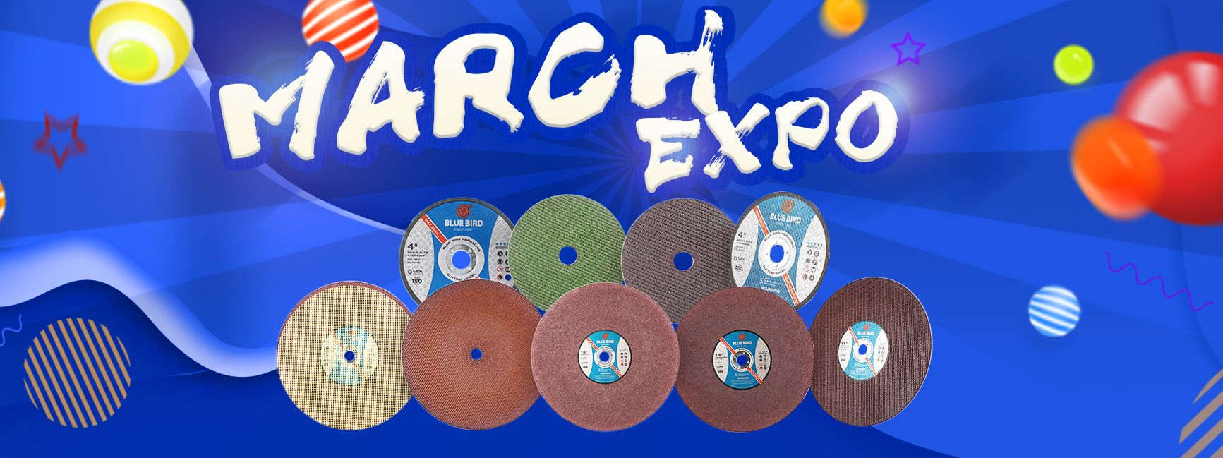 CUTTING AND GRINDING DISC FOR METAL/INOX