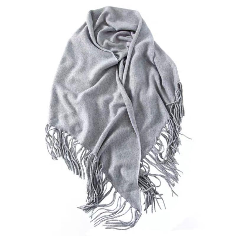 围巾女士披肩秋冬季外套百搭休闲爆款