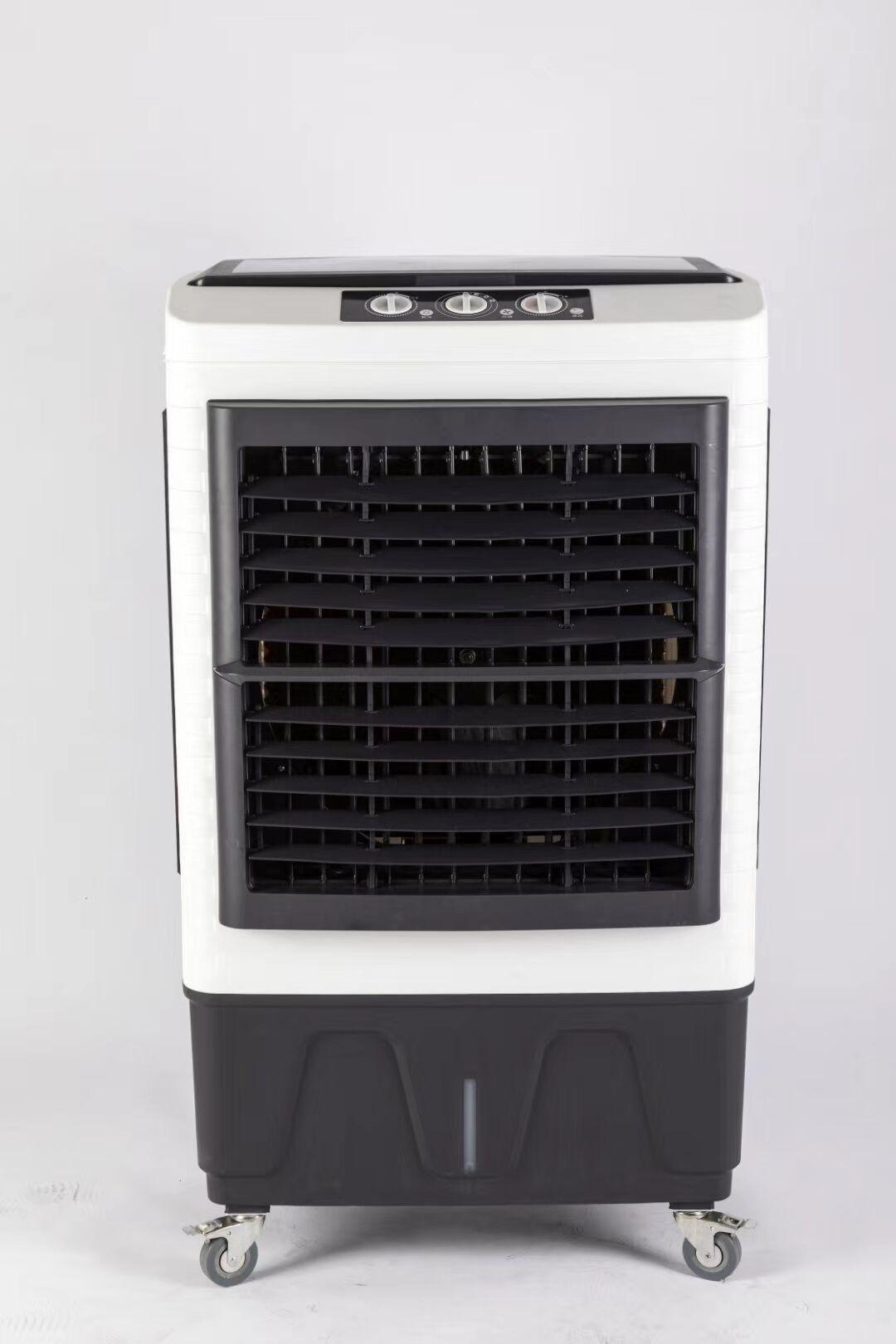 外贸空调扇工业冷风机水冷家用冷风扇大风量电风扇冷气扇厂家直销