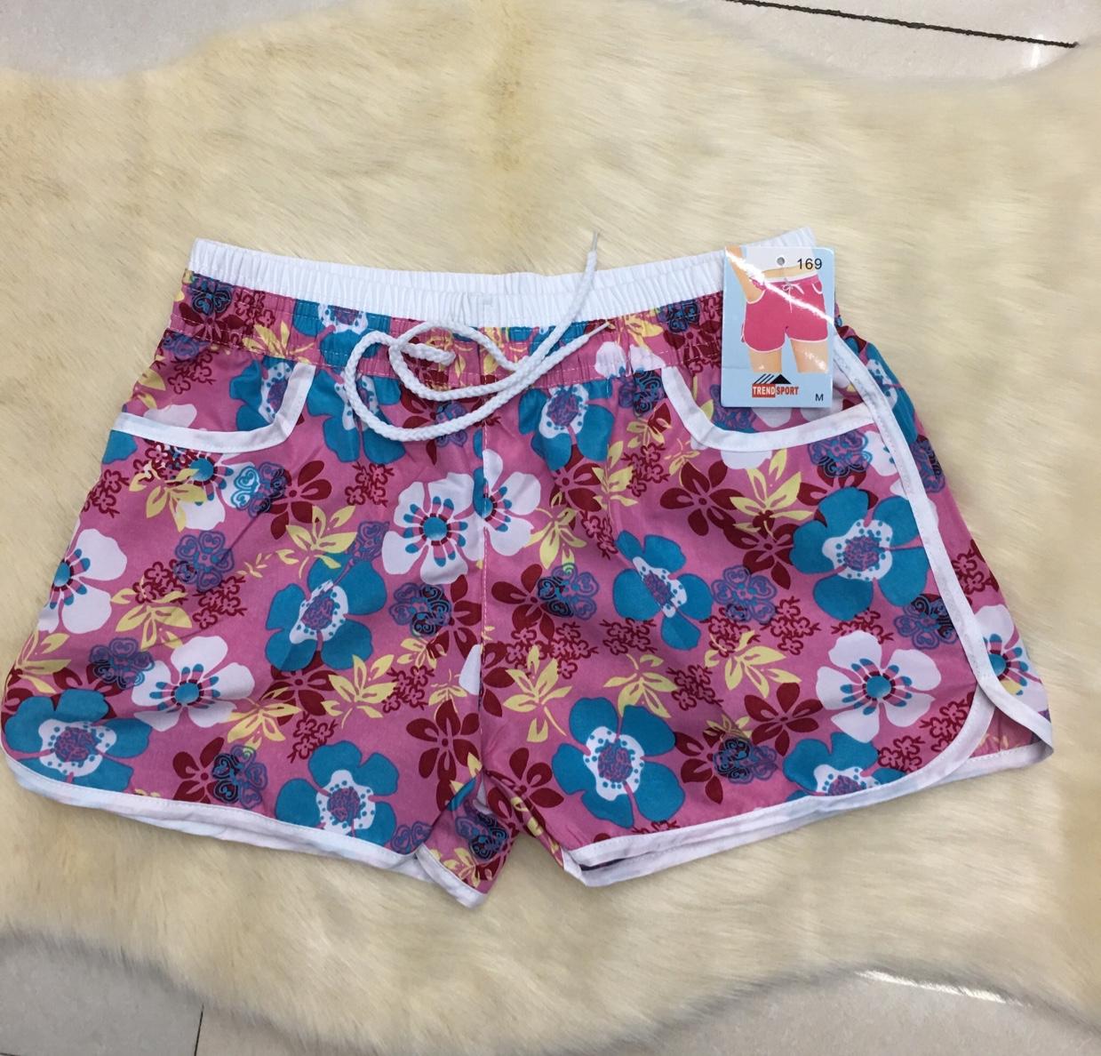 新款韩版修身休闲女款短裤