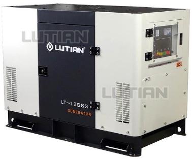 绿田品牌柴油超静音发电机组LT12SS