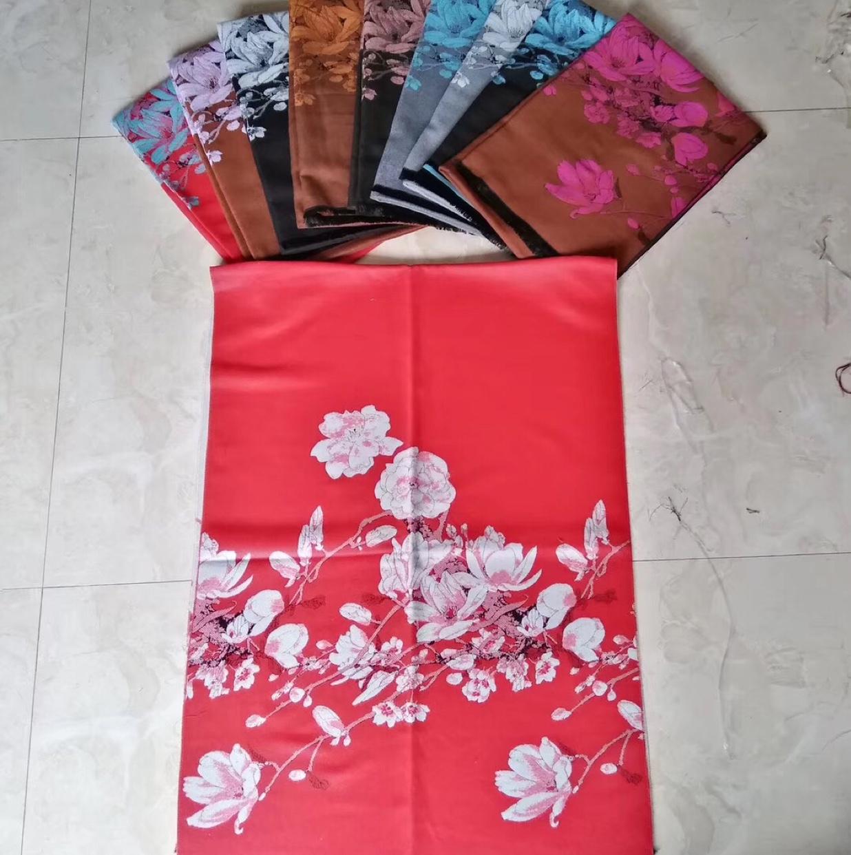 特价纱羊绒围巾002