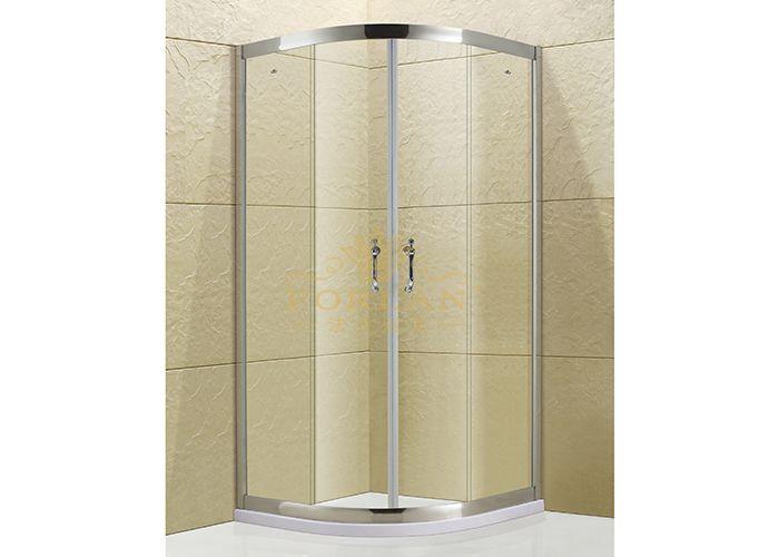 法兰浴王90型材系列热销淋浴门安全环保不留指纹淋浴门平方计价