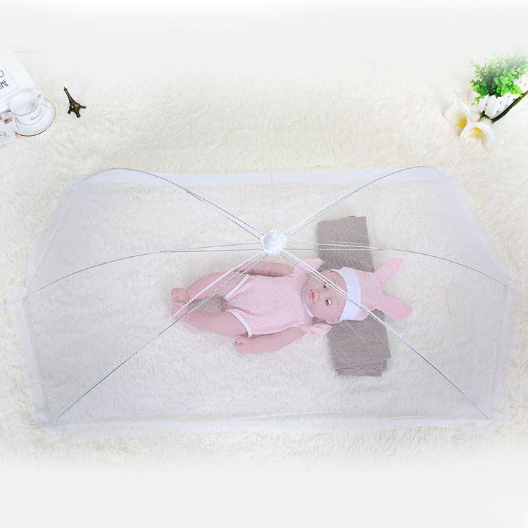 宝宝婴儿蚊帐 婴儿罩特价婴儿蚊帐可折叠便携式婴儿用品批发