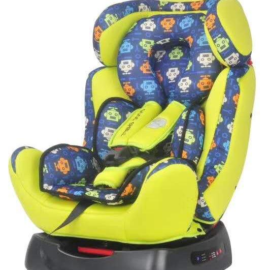 儿童安全座椅碎花印花