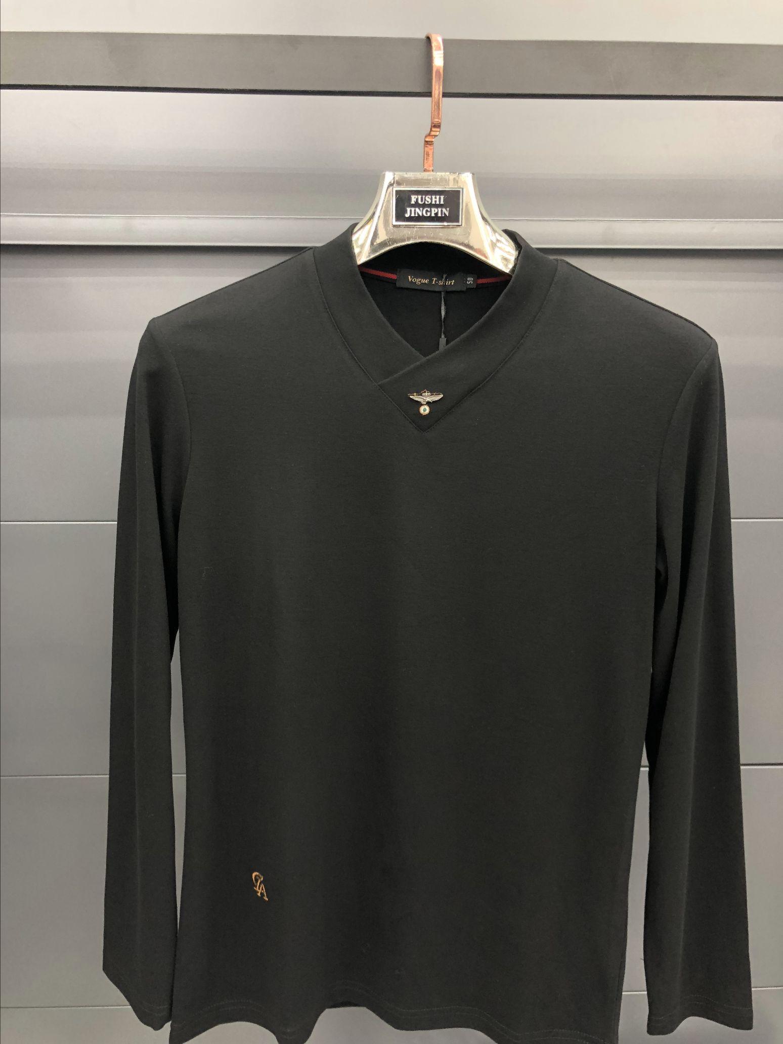 太子哥休闲卫衣2011男士衬衫潮 2021年秋季韩版潮流商务休闲正装 小立 领白衬衣长袖外套226