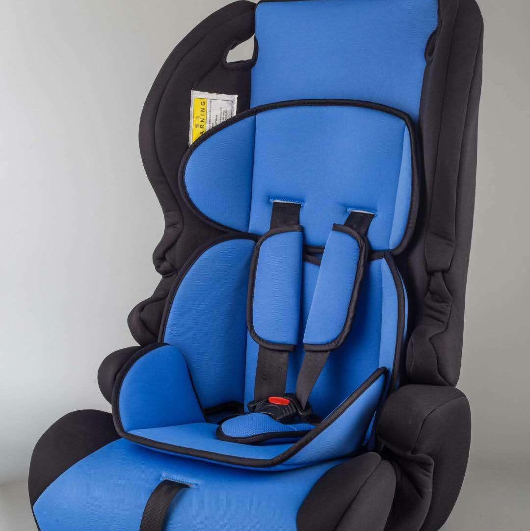 儿童安全座椅蓝色汽车用品 / 安全/应急/自驾 / 汽车儿童安全座椅