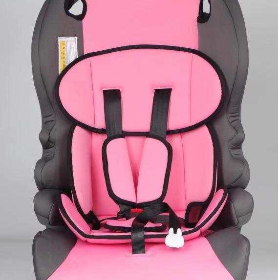 儿童安全座椅粉色汽车用品 / 安全/应急/自驾 / 汽车儿童安全座椅