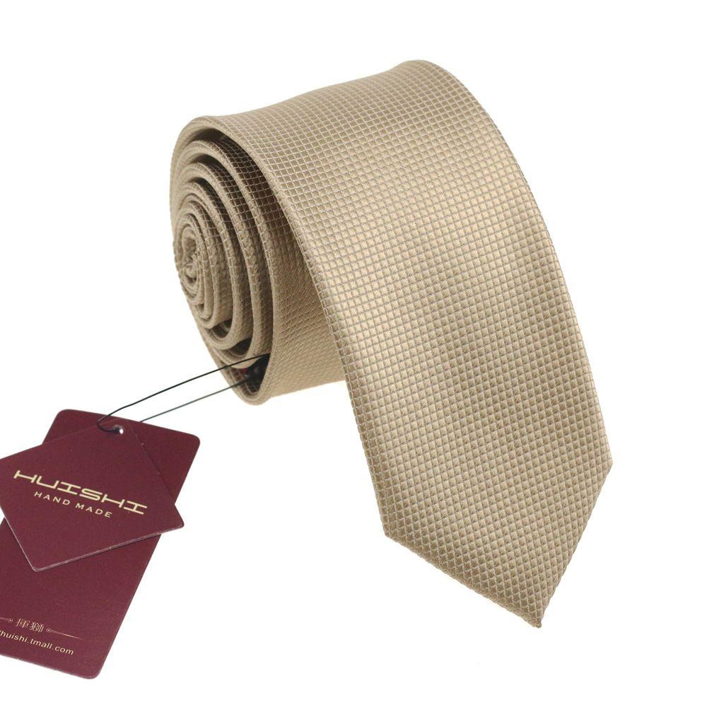 精包装领带单色